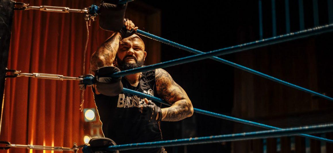 Wrestlingové akce jsou po koronapauze zpět!