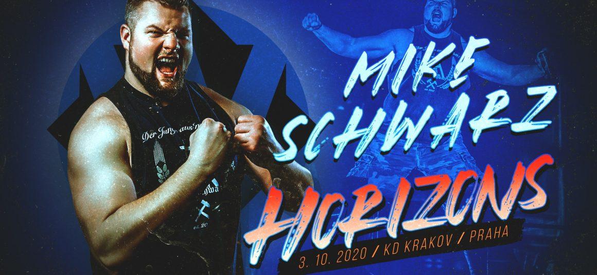 Mike Schwarz potvrzen pro AoW: Horizons